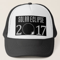 Solar Eclipse 2017 Cap at Zazzle
