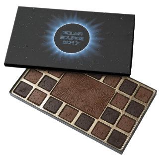 Solar Eclipse 2017 Chocolate Box
