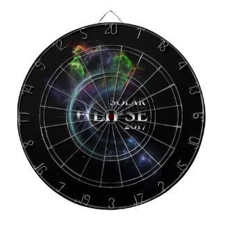 Solar Eclipse 2017 Dart Board
