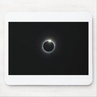 Solar Eclipse 2017 Mouse Pad
