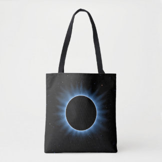 Solar Eclipse All-Over-Print Tote Bag