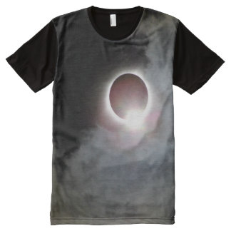 Solar Eclipse August 21st 2017 All-Over-Print T-Shirt