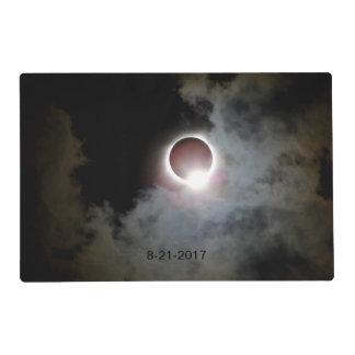 Solar Eclipse August 21st 2017 Placemat