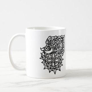Solar Eclipse – Batara Kala Coffee Mug