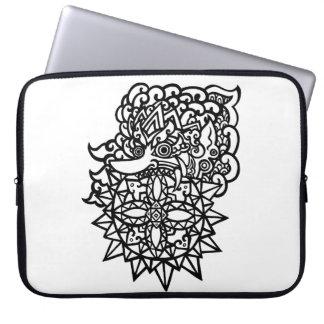 Solar Eclipse – Batara Kala Laptop Sleeve