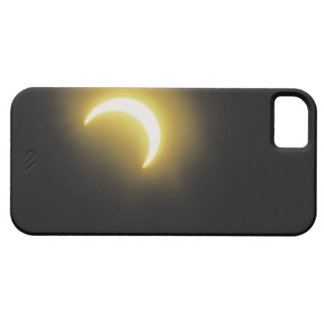 Solar eclipse iPhone 5 cover