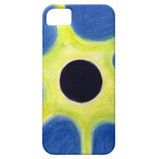 Solar eclipse iPhone 5 case