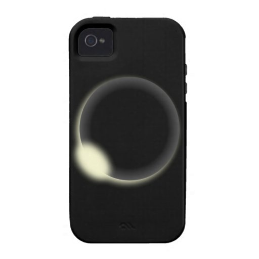 Solar Eclipse Case-Mate iPhone 4 Cases