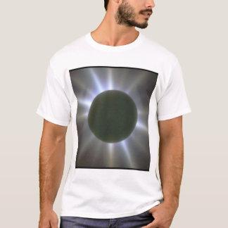Solar Eclipse. (eclipse;light_Space Scenes T-Shirt