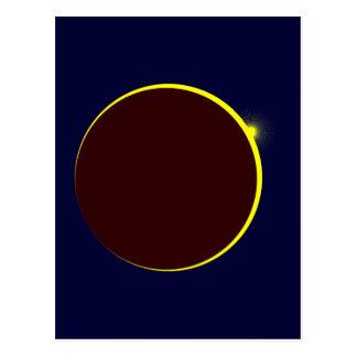 Solar eclipse Eclipse Postcard