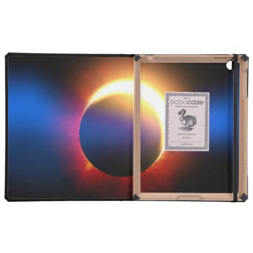 Solar Eclipse iPad Covers