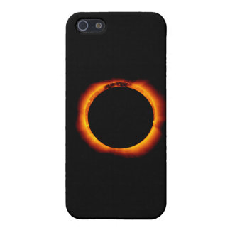 Solar Eclipse iPhone iPhone 5 Case