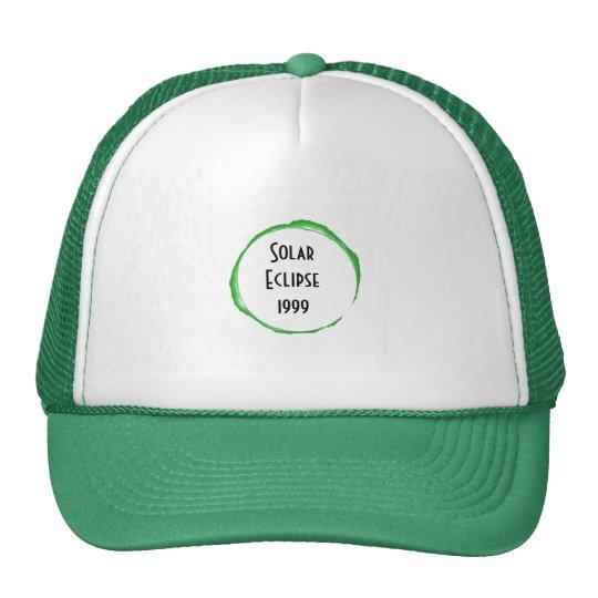 Solar Eclipse Metaphor Trucker Hat