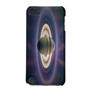 Solar Eclipse Of Saturn from Cassini Spacecraft iPod Touch 5G Cover