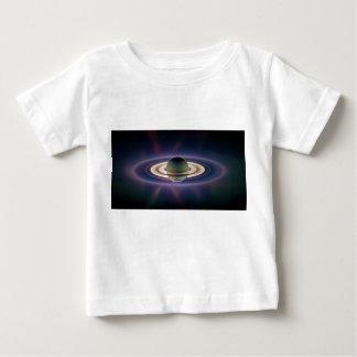 Solar Eclipse Of Saturn from Cassini Spacecraft Shirt