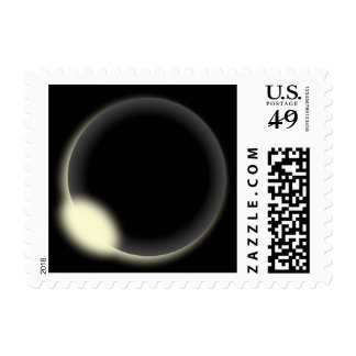 Solar Eclipse Postage Stamps
