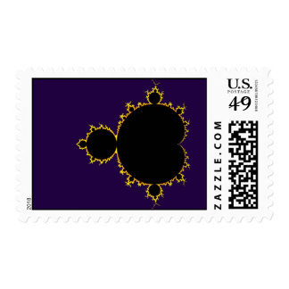 Solar Eclipse Postage Stamp