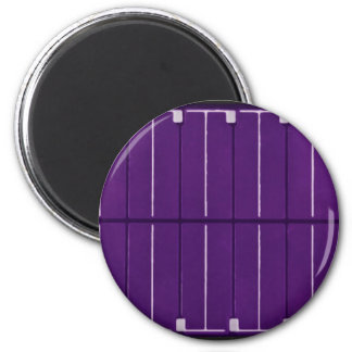 solar electric panel 2 inch round magnet