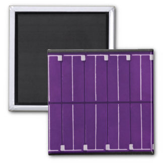 solar electric panel 2 inch square magnet