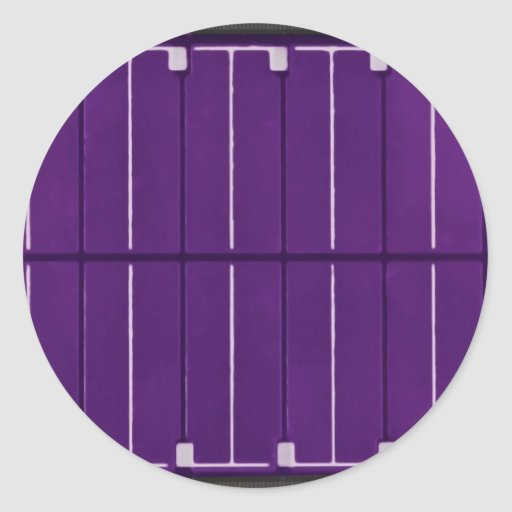 solar electric panel stickers