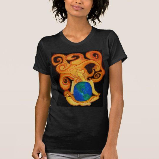 Solar Energy and Mother Earth T-Shirt