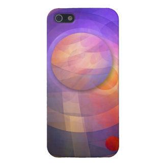Solar energy, Artistic abstract iPhone 5/5S Cases