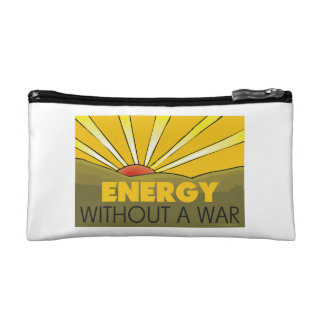 Solar Energy Cosmetic Bag