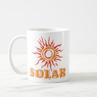 Solar Energy Coffee Mug
