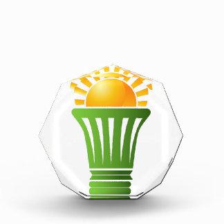 Solar Energy Efficient Lightbulb Award