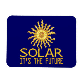 Solar Energy Future Magnet