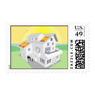 solar-energy-home1 postage stamp