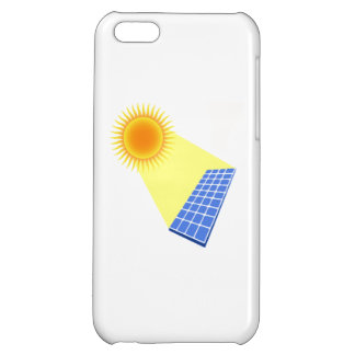 Solar Energy Cover For iPhone 5C