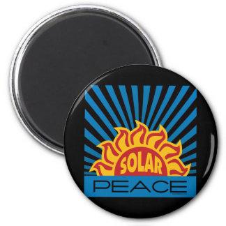 Solar Energy, Peace Magnet