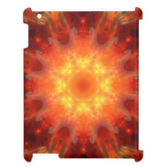 Solar Energy Portal Mandala Case For The iPad