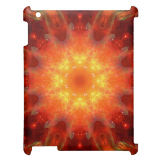 Solar Energy Portal Mandala Case For The iPad 2 3 4