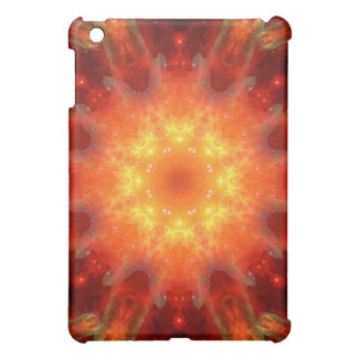 Solar Energy Portal Mandala Case For The iPad Mini