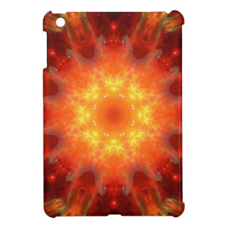 Solar Energy Portal Mandala Cover For The iPad Mini