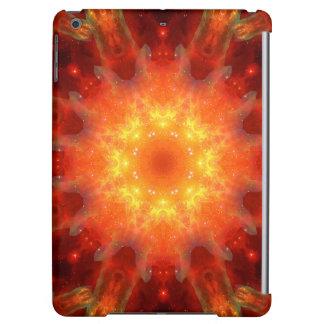 Solar Energy Portal Mandala iPad Air Cover