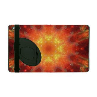 Solar Energy Portal Mandala iPad Case