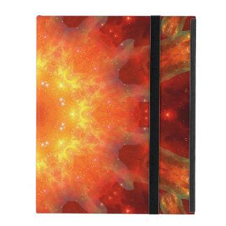 Solar Energy Portal Mandala iPad Cover