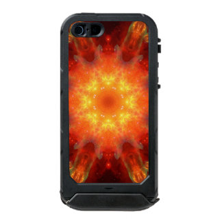 Solar Energy Portal Mandala Waterproof Case For iPhone SE/5/5s