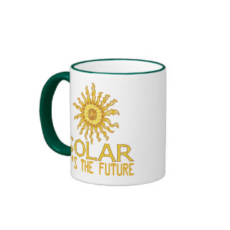 Solar Energy Ringer Mug