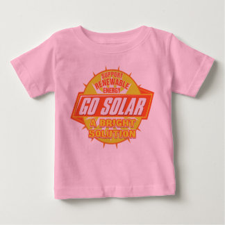 Solar Energy Solution Baby T-Shirt
