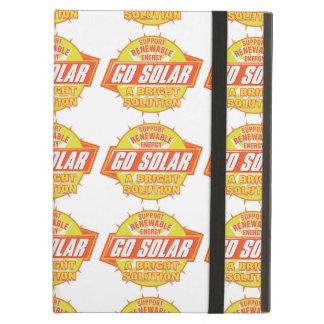 Solar Energy Solution Case For iPad Air