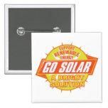 Solar Energy Solution Pins
