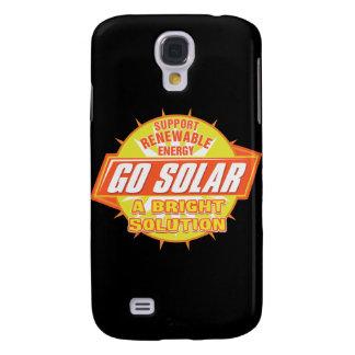 Solar Energy Solution Samsung S4 Case