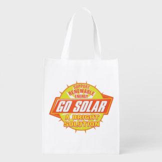 Solar Energy Solution Market Tote