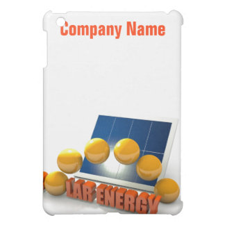 Solar Energy theme iPad Mini Cover