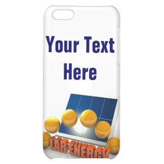 Solar Energy theme iPhone 5C Cases