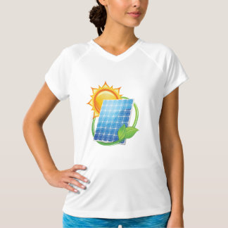 Solar Energy Womens Active Tee